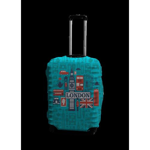 Чехол с рисунком Coverbag L 0412