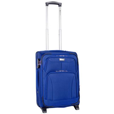 Чемодан Fly 1509 S+ ярко-голубой