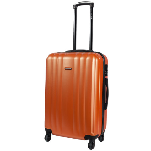 Чемодан Fly 614 M оранжевый