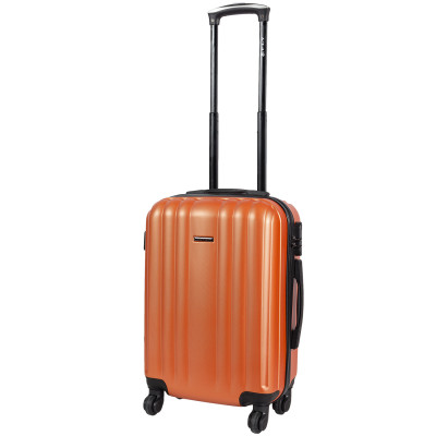 Чемодан Fly 614 S+ оранжевый
