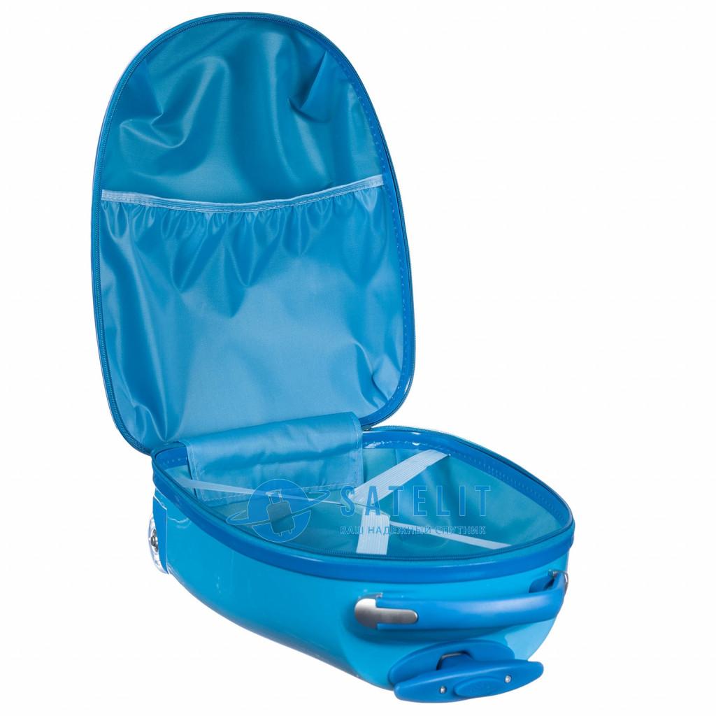 Детский чемодан 2 колеса «Микки Маус»